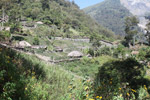 Highland Dani villages in New Guinea's Baliem Valley