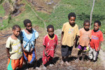 Dani children in the highlands of New Guinea [papua_5221]