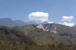 Massive rockslide in New Guinea