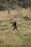 Dani man hunting [papua_5413]