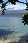 View of the Arfak Mountains across a part of Cenderawasih Bay near Manokwari [west-papua_5210]