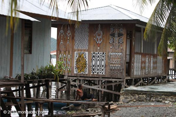 Lake Sentani homes [papua_0909]