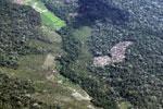 Small-scale deforestation in the Amazon [peru_aerial_0630]