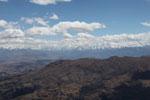 Glacial peaks in the Andes [peru_aerial_0825]