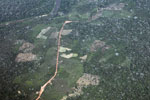 Aerial photography of deforestation in the Peruvian Amazon [peru_aerial_1089]
