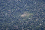 Remote Amazon ranch [peru_aerial_1112]