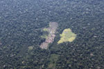 Remote Amazon ranch [peru_aerial_1121]