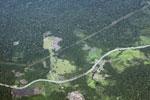 Deforestation along the Transoceanic highway in Peru [peru_aerial_1340]