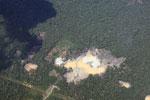 Small-scale mining in the Peruvian Amazon [peru_aerial_1511]