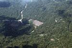Clear-cutting in the Amazon [peru_aerial_1594]
