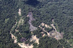 Mining damage in the Amazon