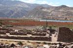 Ancient Inca ruins near Huacarpay marsh [wayquecha-andes_0024]