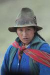 Quechua woman [wayquecha-andes_0081]
