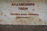 Ayllunchispa Taqin
