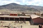 Weavers at Ayllunchispa Taqin [wayquecha-andes_0761]