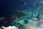 Islands off Northern Borneo