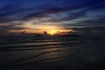 Sunset on a beach in Kota Kinabalu -- sabah_0098