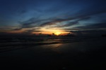 Sunset on a beach in Kota Kinabalu -- sabah_0099