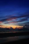 Sunset on a beach in Kota Kinabalu -- sabah_0101