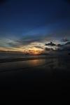 Sunset on a beach in Kota Kinabalu -- sabah_0124