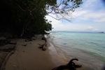Sapi Island beach -- sabah_0173