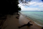 Sapi Island beach -- sabah_0175