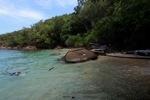 Sapi Island beach -- sabah_0176