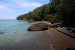 Sapi Island beach -- sabah_0177
