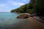 Sapi Island beach -- sabah_0178