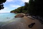 Sapi Island beach -- sabah_0181