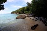 Sapi Island beach -- sabah_0182