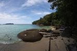 Sapi Island beach -- sabah_0185
