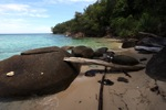 Sapi Island beach -- sabah_0187