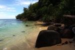 Sapi Island beach -- sabah_0188