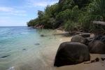 Sapi Island beach -- sabah_0189