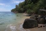 Sapi Island beach -- sabah_0190