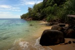 Sapi Island beach -- sabah_0191
