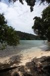 Sapi Island beach -- sabah_0265