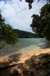 Sapi Island beach -- sabah_0267