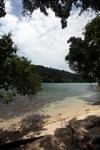 Sapi Island beach -- sabah_0268