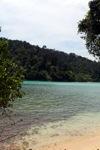 Sapi Island beach -- sabah_0270