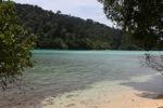 Sapi Island beach -- sabah_0273