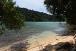 Sapi Island beach -- sabah_0274