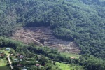 Loss of rainforest in Malaysian Borneo -- sabah_0520