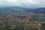 Deforestation for oil palm -- sabah_0669