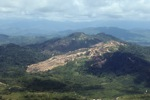 deforestation for oil palm -- sabah_1671