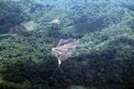 deforestation for oil palm -- sabah_2136