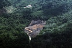 deforestation for oil palm -- sabah_2137