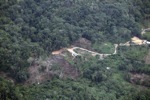 deforestation for oil palm -- sabah_2176