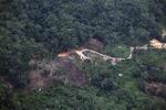 deforestation for oil palm -- sabah_2178